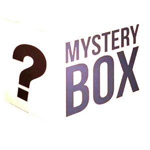 🚨🚨🚨 4 PIECE MYSTERY  BOX FOR $24